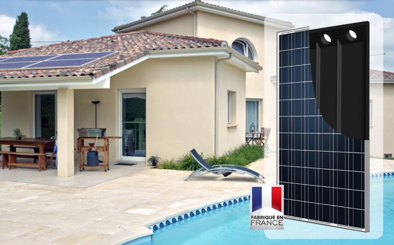 Exemple de système Cogen'air pour l'habitat - Installateur de panneaux solaire en Normandie - E'solaire