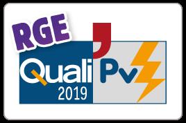 QualiPV 2019 RGE - installateur panneaux solaire Normandie - E'solaire